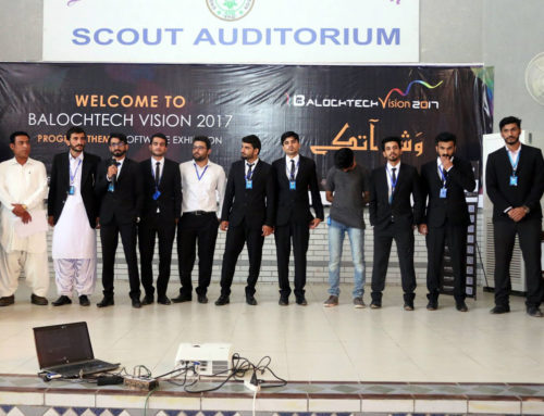 Balochtech Vision 2017: A new milestone in enriching the youth with technology